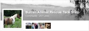 Burren Animal Rescue Tack Shop