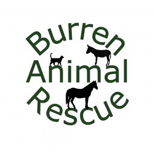 burren animal rescue logo